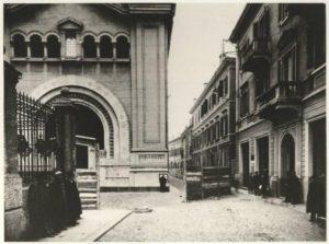 Sinagoga di Norsa / Mantova